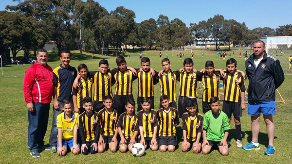 Banksia Tigers FC